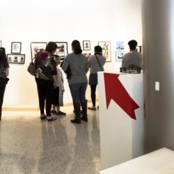 MakarovaFoto.com Exibition 2017 April Woodbridge Gallery StudentShow Crowd