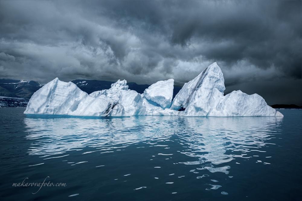 Iceland Iceberg MakarovaFotocom, travel photography, makarovafoto